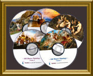 Old Masters Paintings Images Package Deal