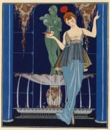 Art Deco Fashion Design Mag Periods & Styles ☆ Gazette Du Bon Ton ☆ 10 Volumes Fully Scanned Art Deco